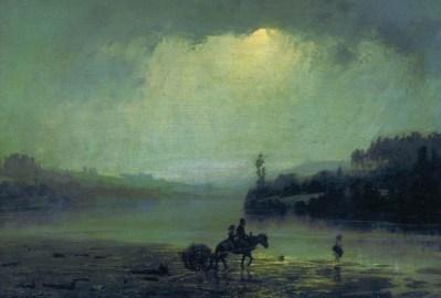 Vasili Dimitrievich Polenov (1844 - 1927) - Averse - 1874