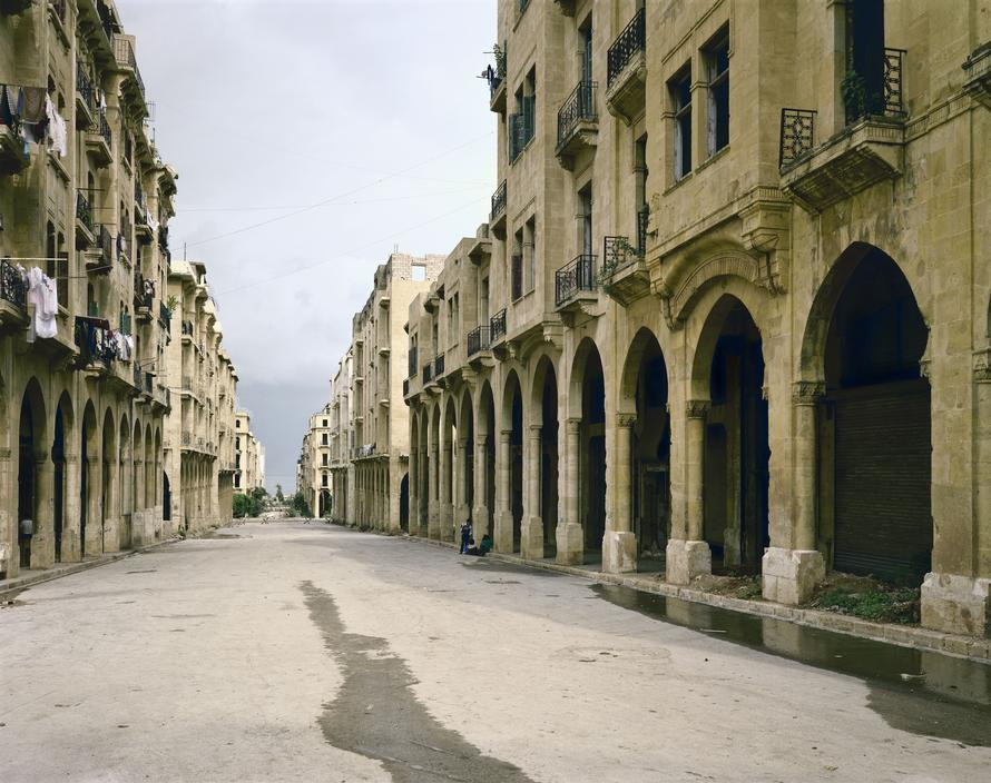 Depardon - Beyrouth 4
