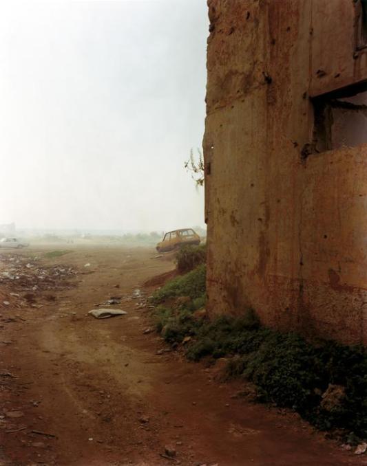 Depardon - Beyrouth 6