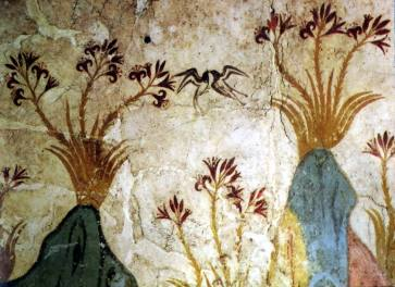 Fresques de Knossos - 03