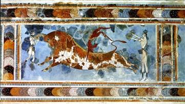Fresques de Knossos - 05