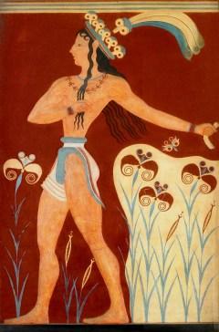 Fresques de Knossos - 07