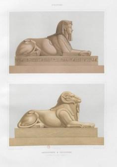 Histoire de l'art égyptien d'après les monuments, depuis les temps les plus reculés jusqu'à la domination romaine (7)