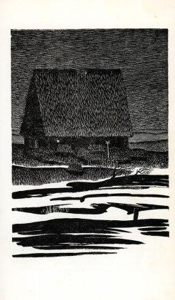 Beowulf (12) - illustration par Severin - 1954