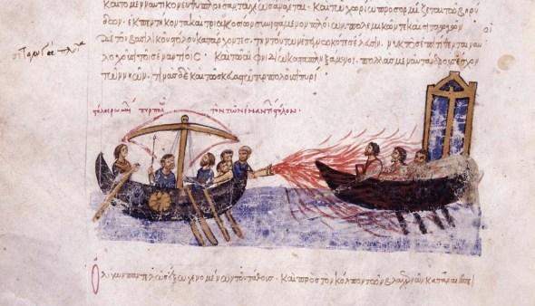 Histoire de Byzance (Chronique de Jean Skylitzès de Madrid) - 02