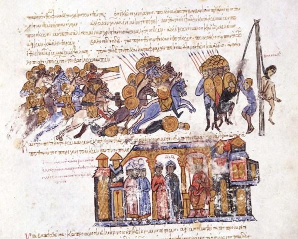Histoire de Byzance (Chronique de Jean Skylitzès de Madrid) - 04