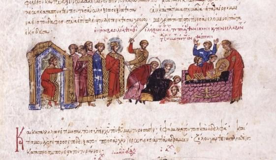 Histoire de Byzance (Chronique de Jean Skylitzès de Madrid) - 06