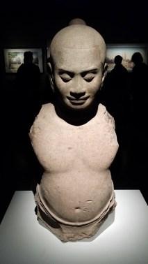 Statue de Jayavarman VII