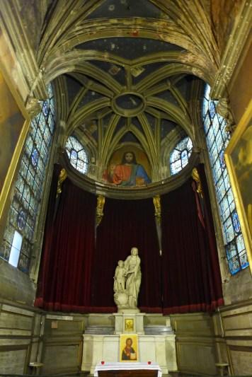 Saint-Nicolas des Champs (chapelle de l'abside)