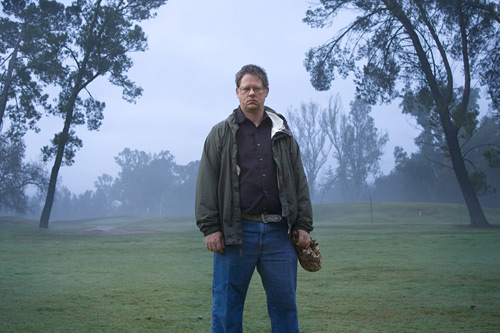 William T. Vollmann en 2005. Photo Kent Lacin / pour LA Times