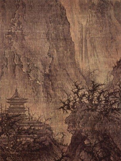Paysage (1) - Wang Wei