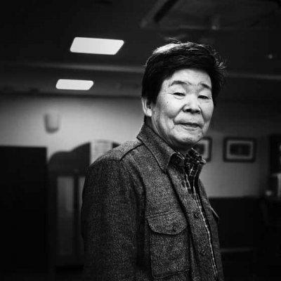 Isao Takahata par Nicolas Guérin
