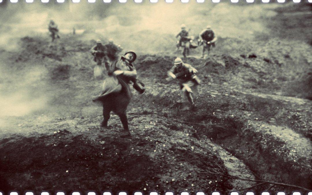 La mort d'un lieutenant au champ d'honneur, par Victor Boudon