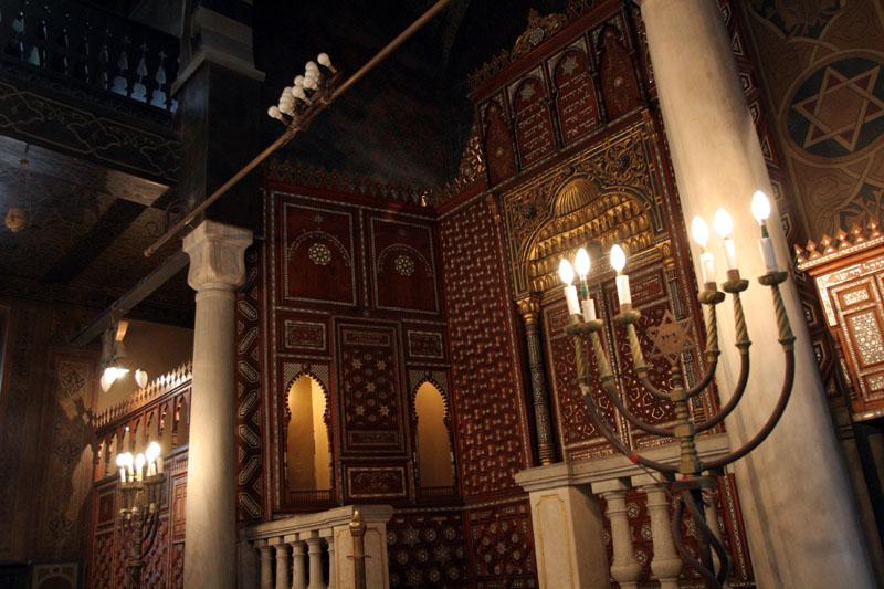 Synagogue Ben Ezra - Le Caire