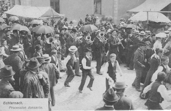 Echternach - Procession dansante