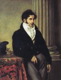 Orest Adamovich Kiprensky - Portrait de Sergey Uvarov - 1815