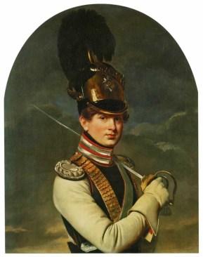 Orest Adamovich Kiprensky - Portrait du Prince Nikita Petrovich Trubetskoy - 1826