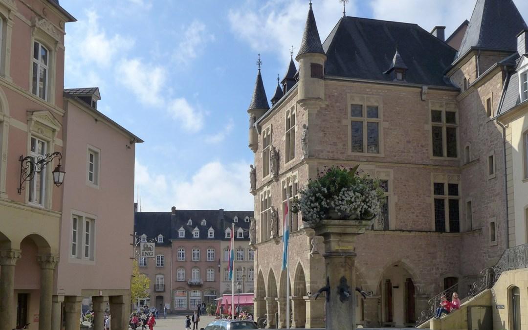Retour à Echternach, patrie de Saint Willibrord