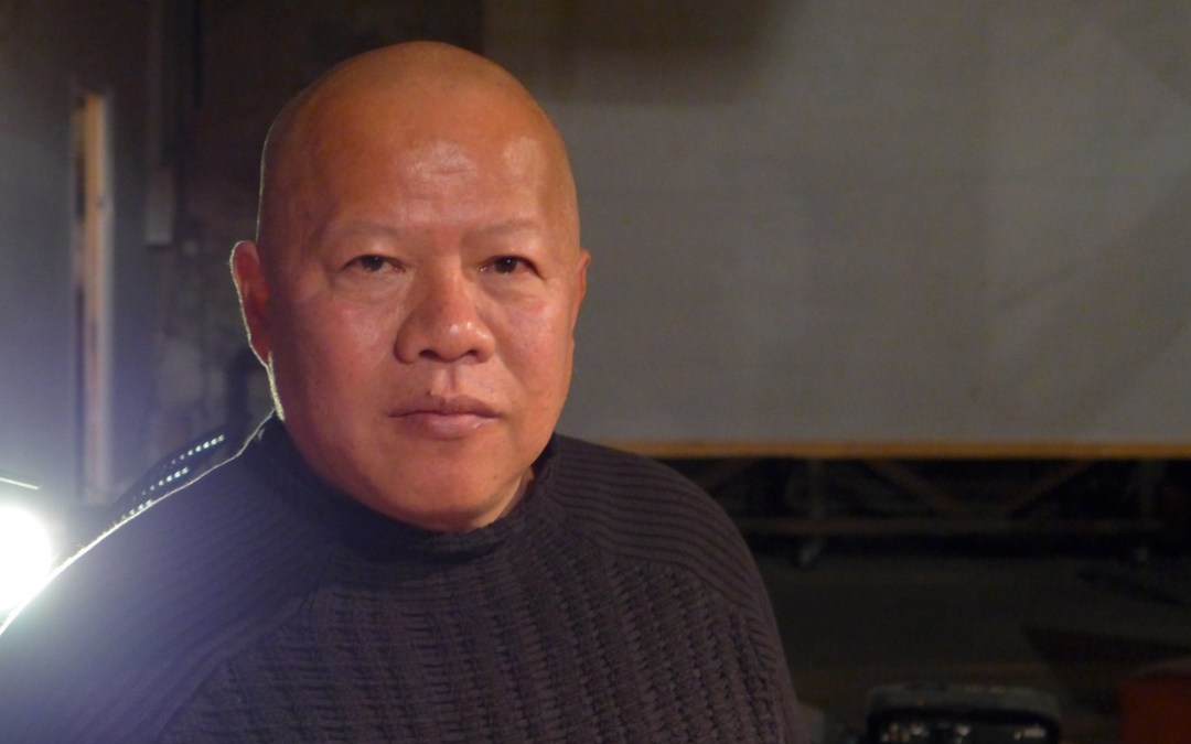 Une soirée à la Guillotine : lectures de poèmes avec le poète chinois YuJian
