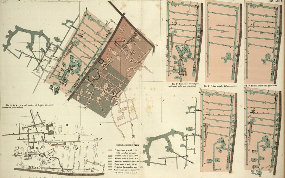 La Rome chrétienne et souterraine de Giovanni Battista de Rossi