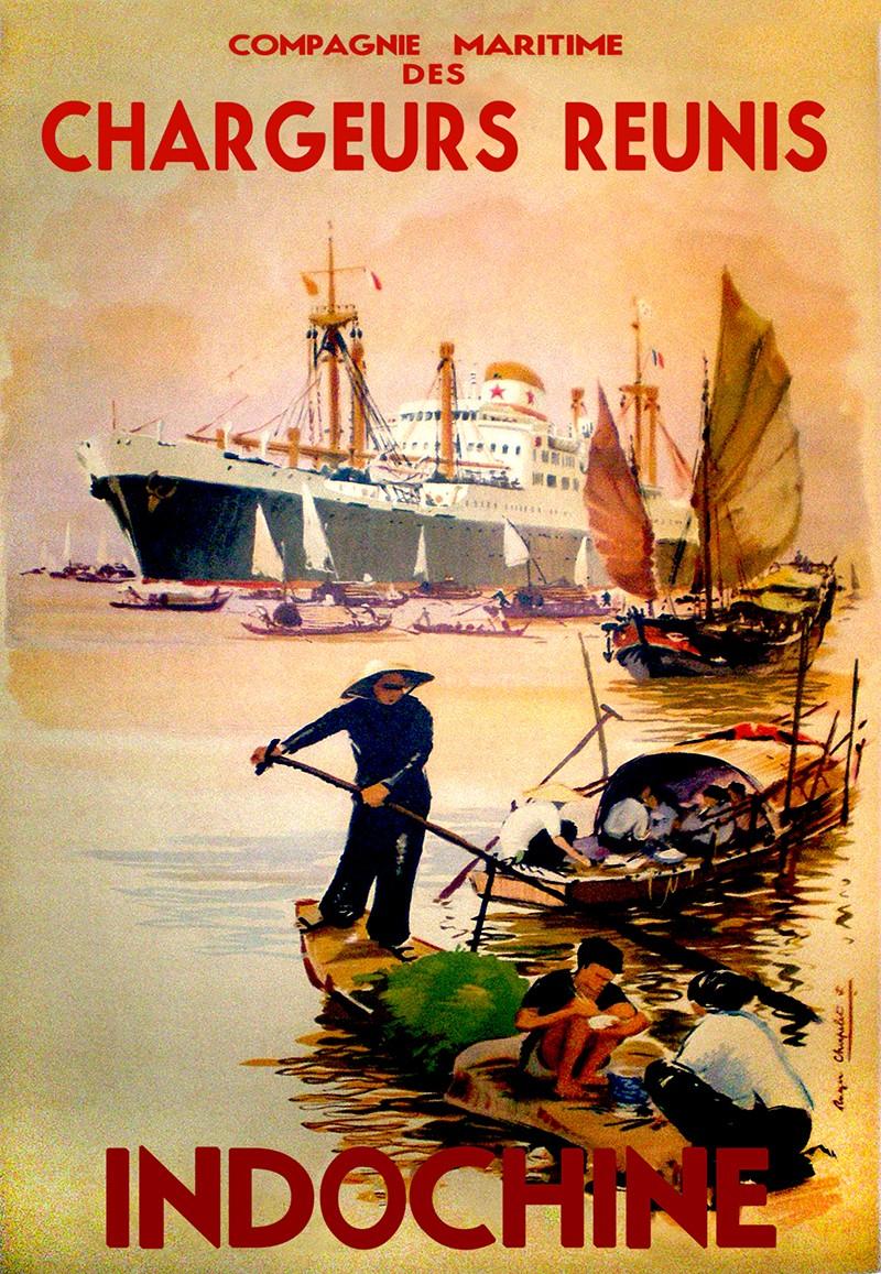 Compagnie maritime des Chargeurs Réunis d'Indochine