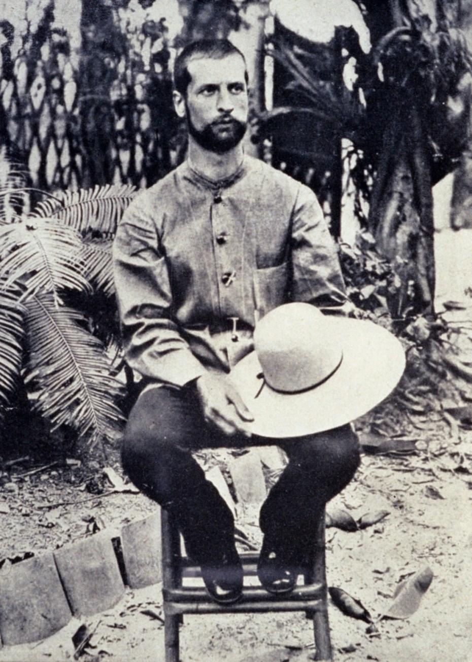 Alexandre Yersin (1863-1943) © Institut Pasteur