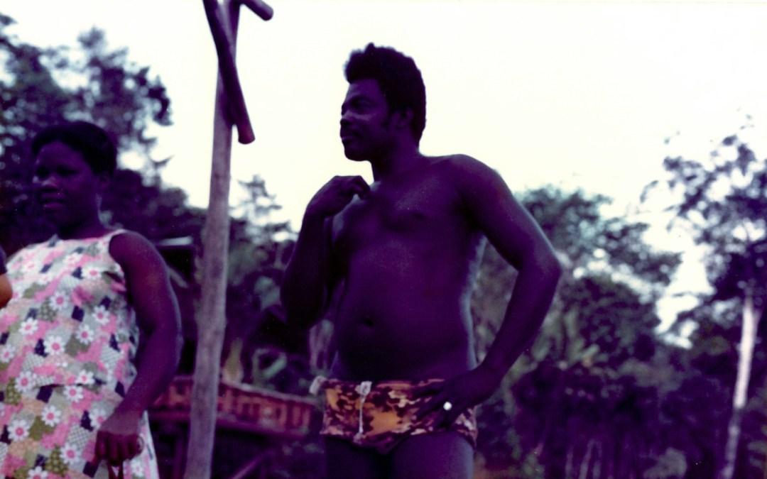 Une photo mystère venue de Guyane
