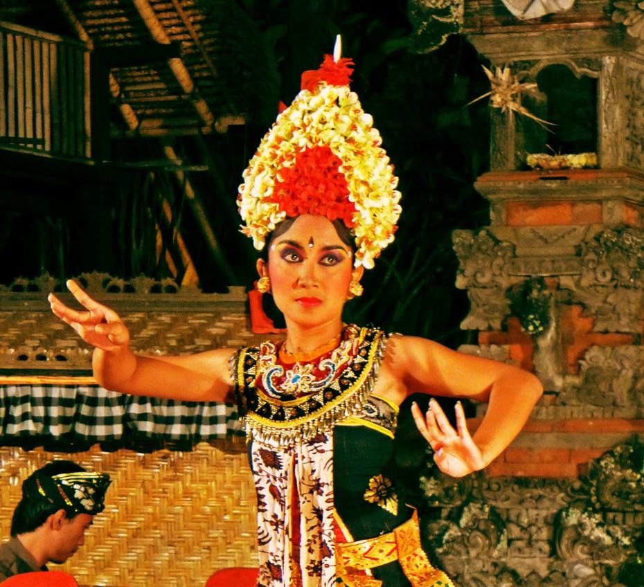 Barong au Pura Penataran Kloncing - Ubud - Bali - 6