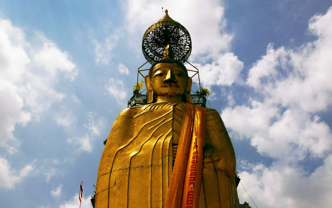 Dans la jungle de Bangkok #1 : Wat Intharawihan