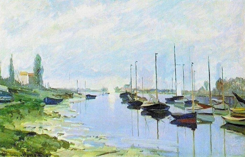 Des rives du Nil aux berges d'Argenteuil…