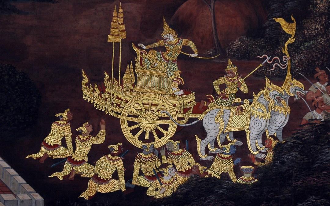 Le récit du Gange à la lumière du Râmâyana