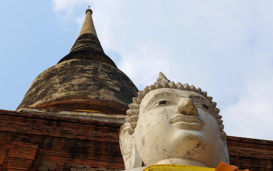 Odeurs et autres couleurs d'Ayutthaya
