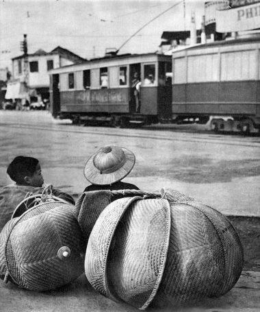 Hanoi - Scène de rue - 1959 - Rév Miklós 2