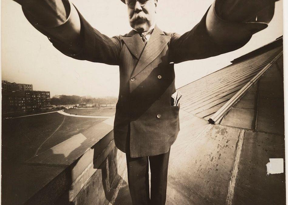 L'invention du selfie par le facétieuxByron
