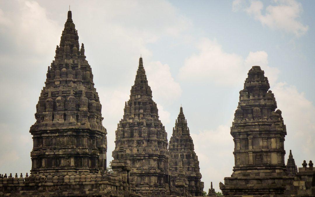 Yogyakarta stories #2 : Prambanan, le temple vide