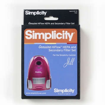 Simplicity SF-I4 Jill Canister Filter Set