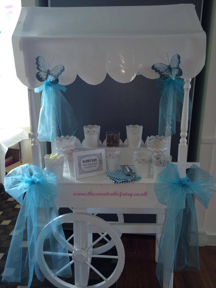 Sweet Cart Hire  Cakes Made Of Sweets  Call FREE 0800 756 5545