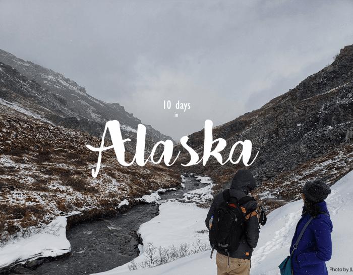 In the Wilderness of Alaska