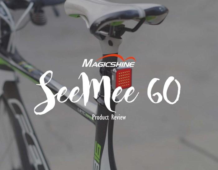 Magicshine  Seemee 60 Tail light