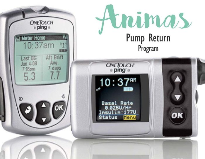 Animas Pump Return Program