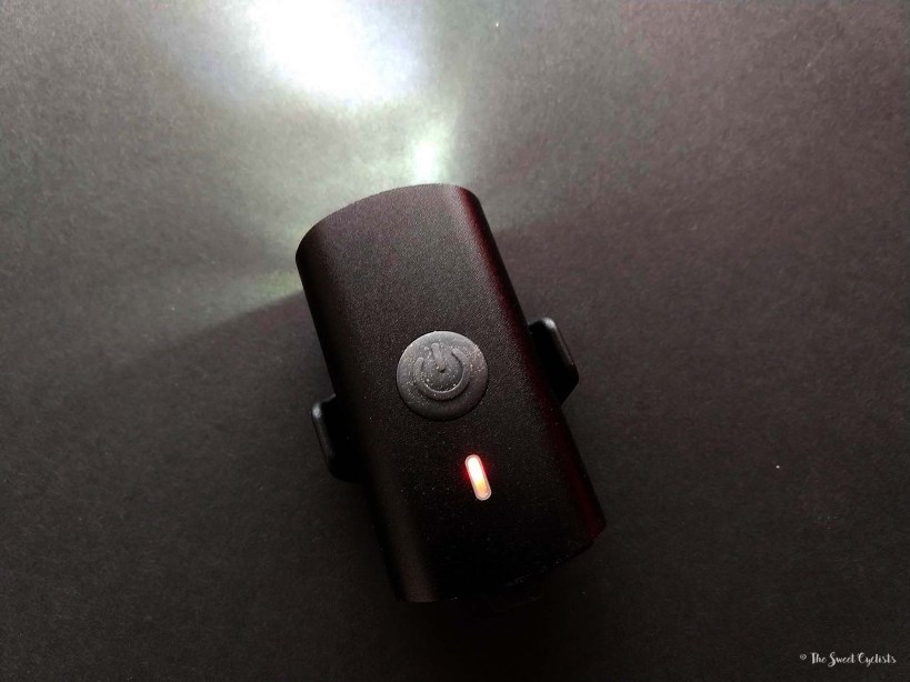 Topeak Headlux 450 Low Battery Indicator