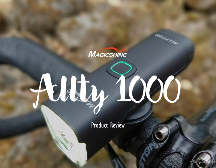 Allty 1000, a budget commuter light with impressive features