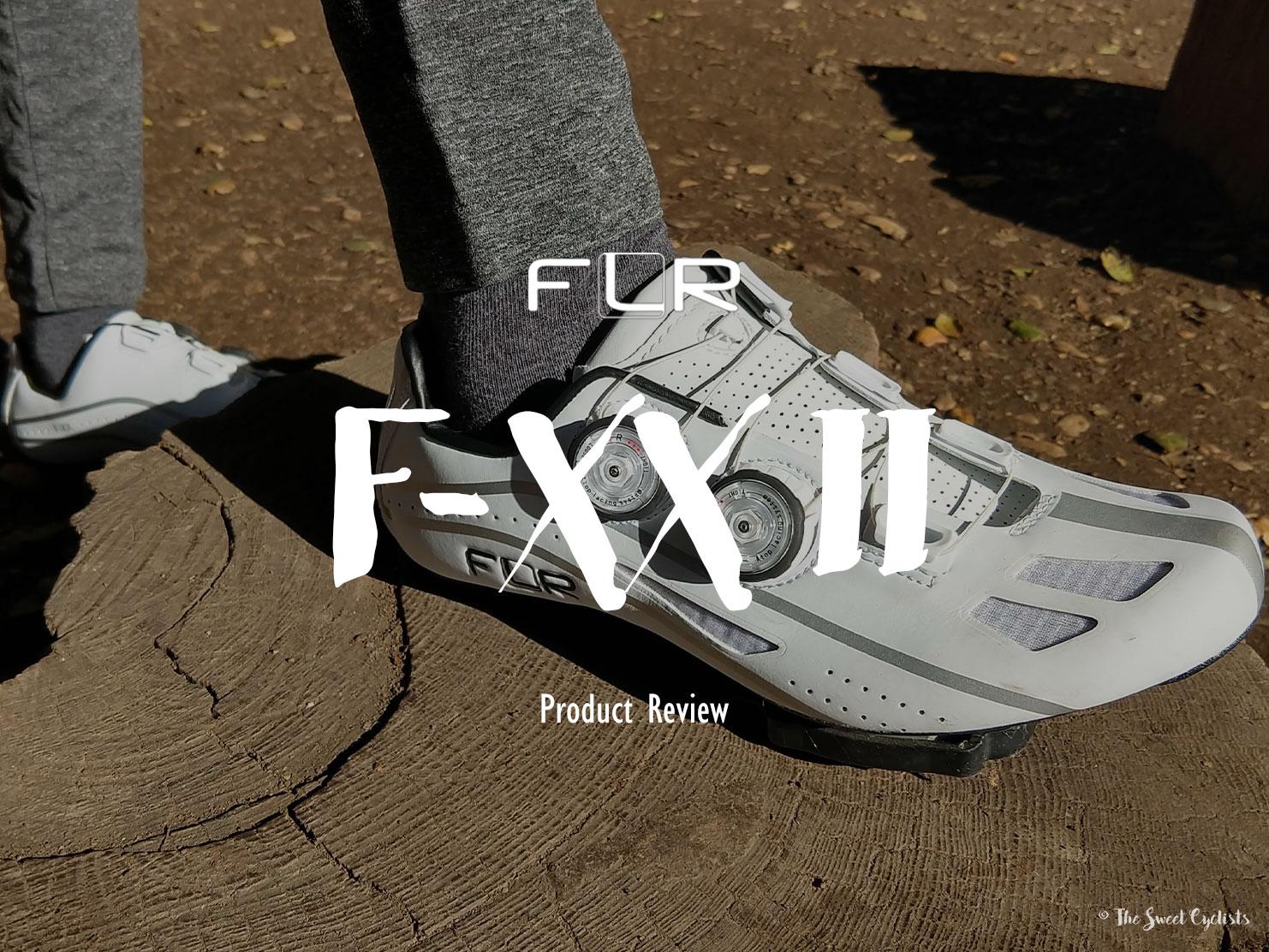 FLR F-XX II, super light Carbon Road cycling shoes