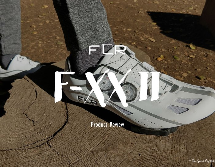 FLR F-XX II, super light Carbon Road cycling shoes