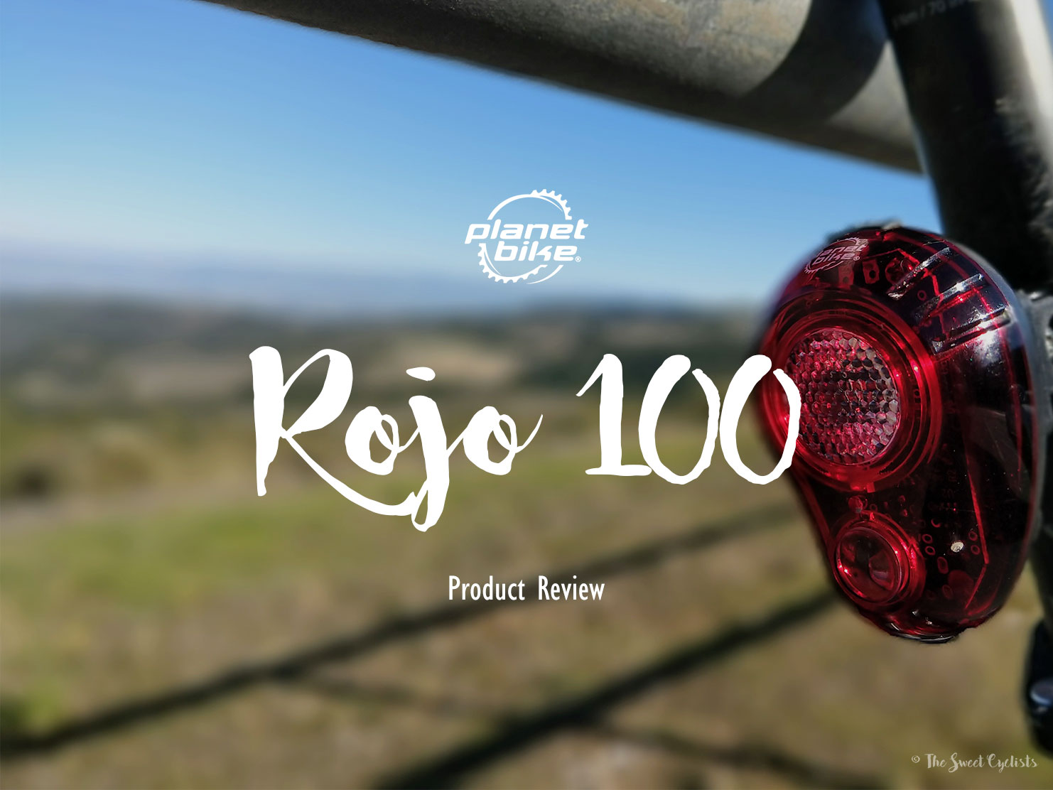 Rojo 100, a power-packed USB Type-C bike tail light