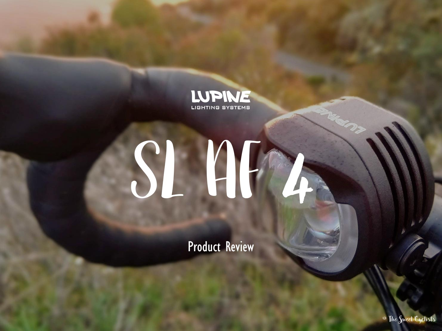 Lupine SL AF 4, Beam Optics done right!