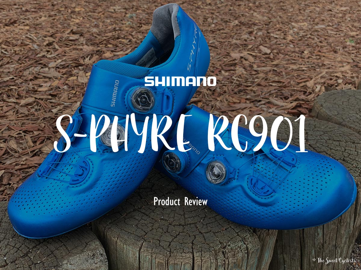 Shimano S-PHYRE RC901, Flagship Shoes done right!