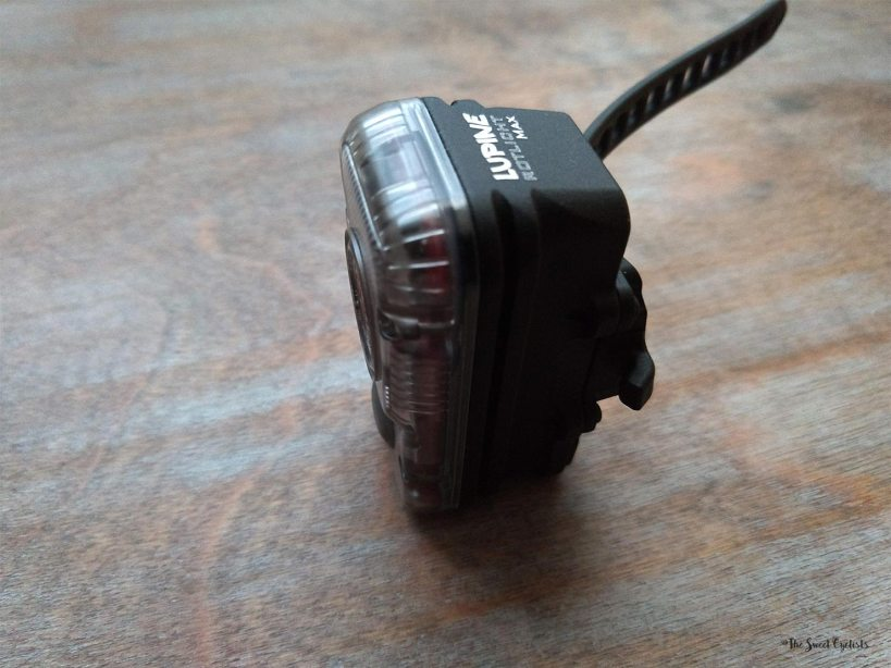 Lupine Rotlicht Max - Battery