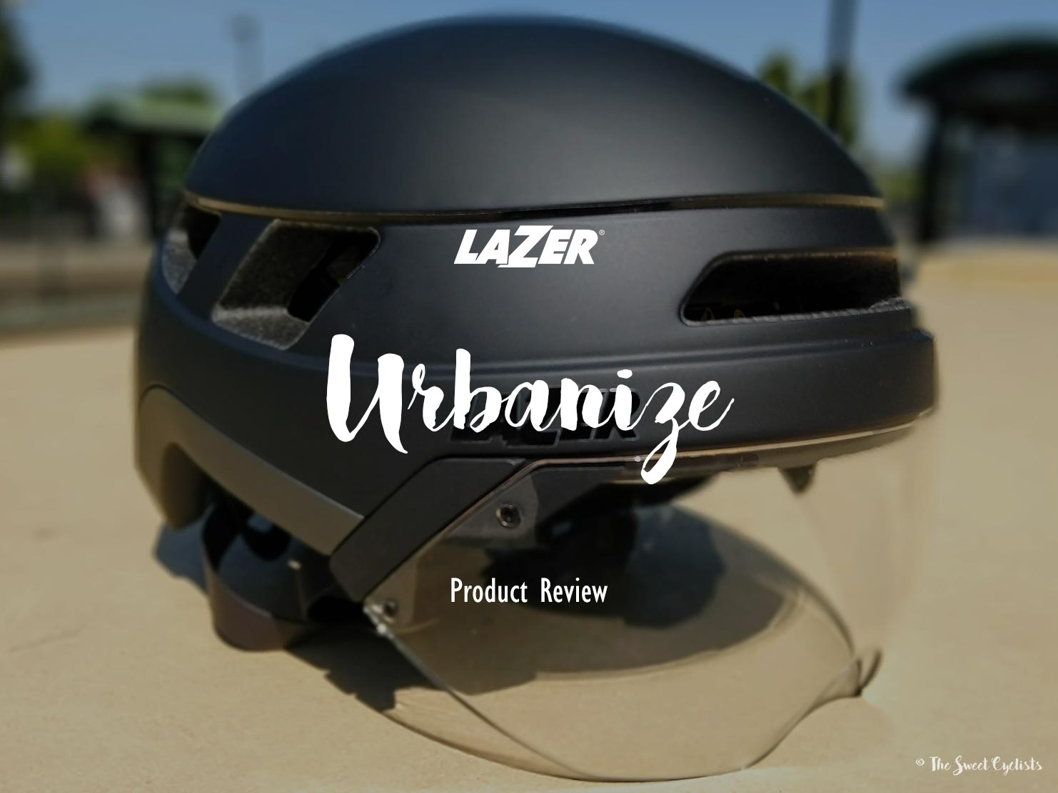 Ride like the wind with the Lazer Urbanize