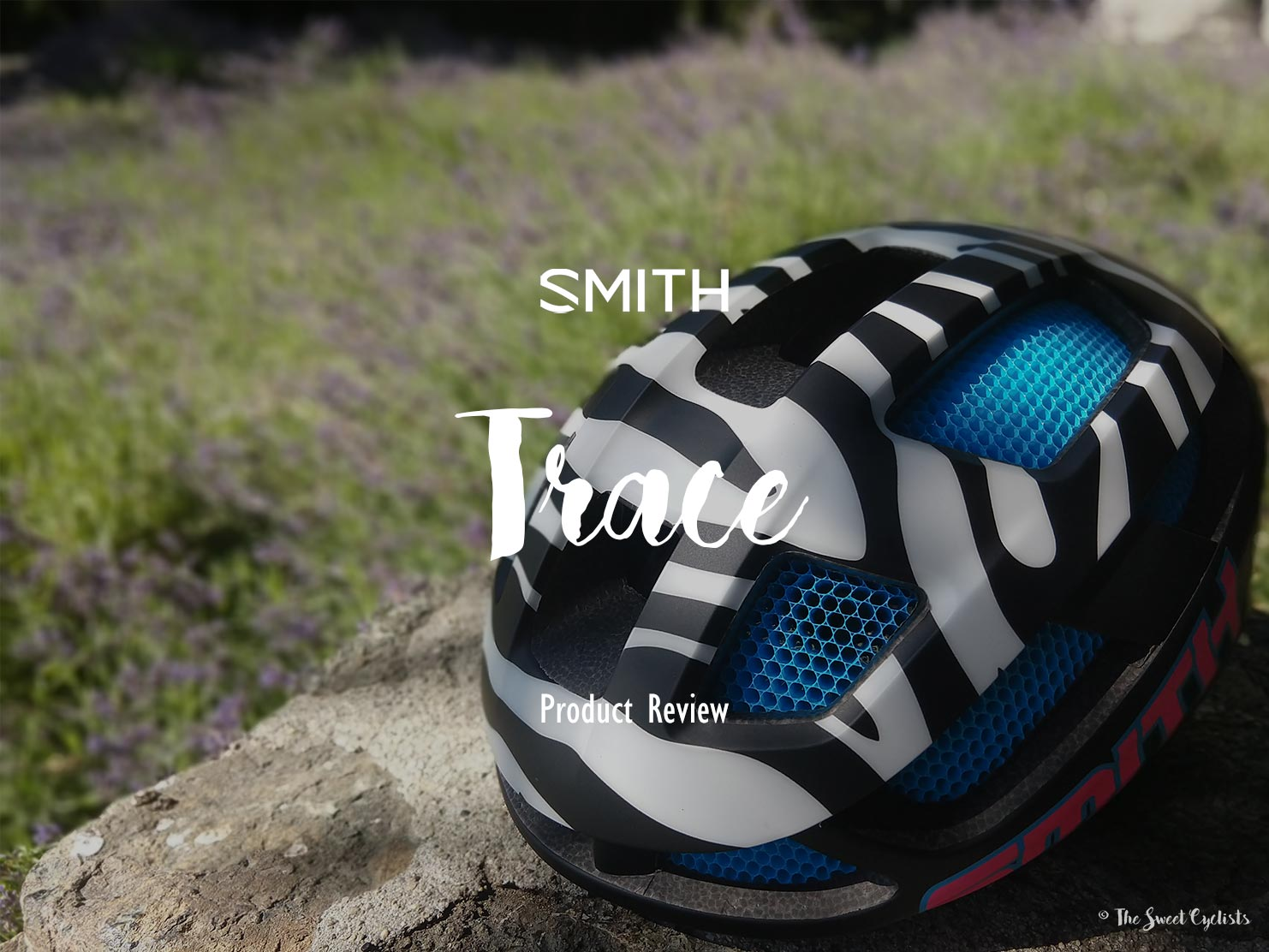 Get Wild with the Trace helmet